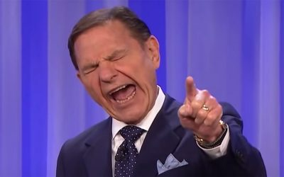 Kenneth Copeland's Heavy Metal Judgement on COVID-19