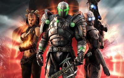 <em>Hellgate: London</em> Website Review