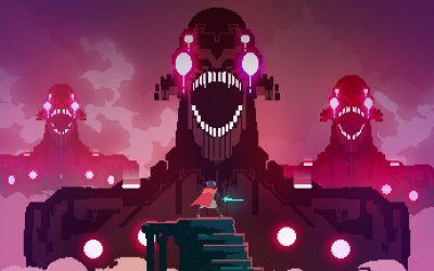 Hyper Light Drifter, The TV Series