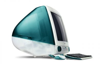 Apple's iMac Turns 20