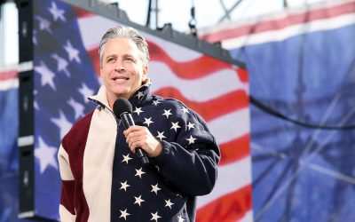 "Reading: Farewell Jon Stewart, American Horror Story, Marvel's ""Infinity Gauntlet"" Saga, ISIS and American History, and Shamed on Social Media"
