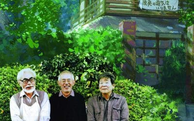 "The Kingdom of Dreams and Madness Promises A ""Behind the Scenes"" Look at Studio Ghibli"