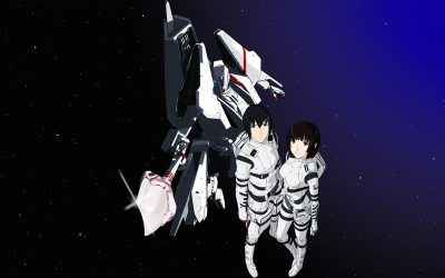 Knights of Sidonia Season 2 Is Coming to Netflix in July