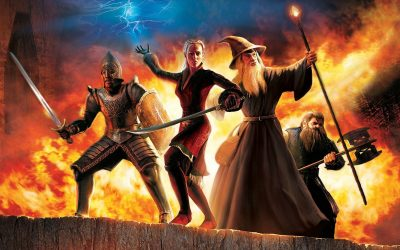 A Few Thoughts on the Lord of the Rings Video Games