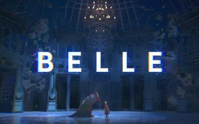 A Gorgeous (and Too-Short) Teaser for Mamoru Hosoda's Belle