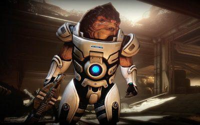 Mass Effect 2, Grunt