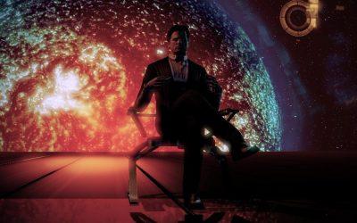 Mass Effect 2, Illusive Man