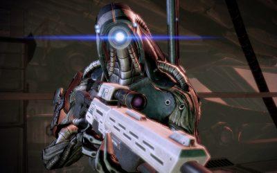 Mass Effect 2, Legion