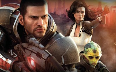 Thoughts on Mass Effect 2