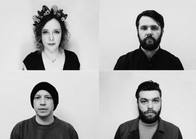 Minor Victories, Featuring Members of Slowdive & Mogwai