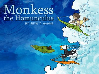 A Little Homunculus Needs Your Help to Tell Her Story