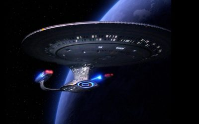 Which Star Trek ship would win in a race?