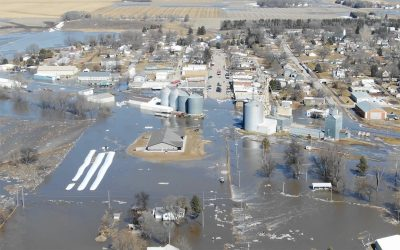 Drone Footage of Nebraska's 2019 Flooding