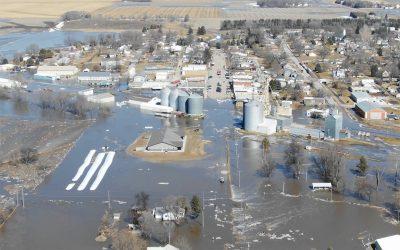 Drone Footage of Nebraska's 2019 Flooding
