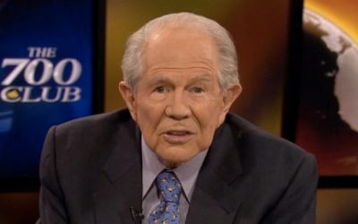 Haiti, the Devil, and Pat Robertson