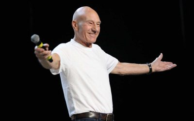 Sir Patrick Stewart Announces the Return of Jean-Luc Picard