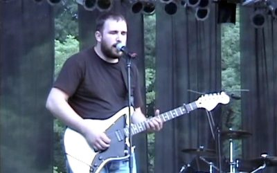 Concert Video: Pedro the Lion at Cornerstone 2002