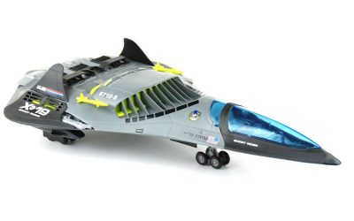 G.I. Joe's Phantom X-19: The Best Toy Stealth Fighter