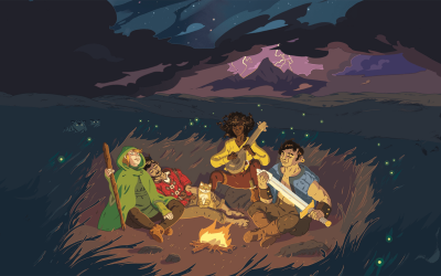The Quest RPG Announces Two New Kickstarter Campaigns for 2021