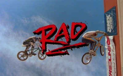Vintage '80s BMX Movie Rad Gets Remastered