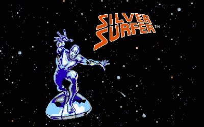 The Silver Surfer Soundtrack Is Classic NES Music at Its Best