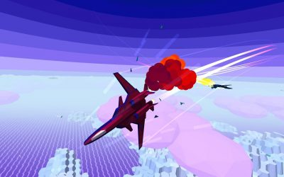 Sky Rogue Fills the Sky with Nostalgia and Lots of Polygons