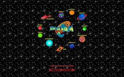 The <em>Space Jam</em> Website as Nostalgia Trip & Historical Document