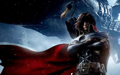 Now It Makes Sense Why Space Captain Pirate Harlock Makes No Sense