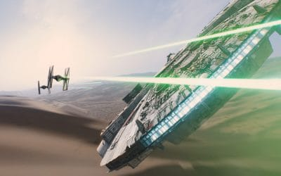 The Best Reactions to the Star Wars: The Force Awakens Teaser