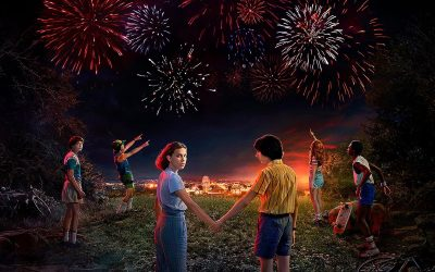 Stranger Things Returns on July 4, 2019