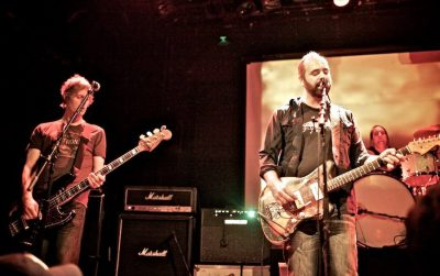 The Shoegaze Revival Continues with the Return of Swervedriver