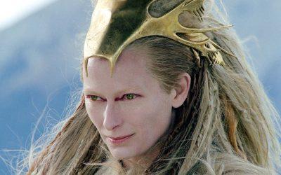 Tilda Swinton on Narnia: It's Anti-Religious