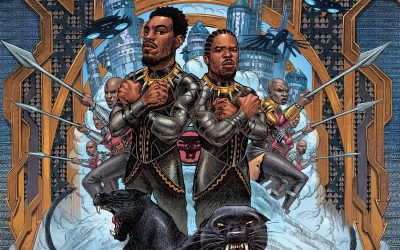 Black Panther Meets Outkast in J.PERIOD's #WakandaForeverEver Mashup