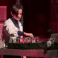A Mind-Expanding Modular Synthesizer Performance by Caterina Barbieri