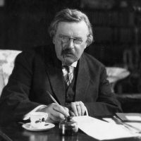 When C.S. Lewis met G.K. Chesterton