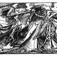 Howard Pyle's Vision of King Arthur & His Knights