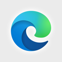 Microsoft Edge's New Logo