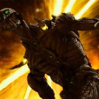 "Studio Ghibli and Hideaki Anno Unleash the ""Giant God Warrior"""