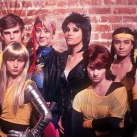 Rock Out With the New Mutants in All of Their '80s Glory