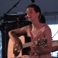 Concert Video: Rosie Thomas at Cornerstone 2002