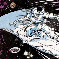 Silver Surfer coming to the silver screen?