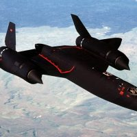 Smithsonian Magazine Profiles the SR-71 Blackbird