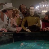 A Commander, an Android, and a Klingon Walk Into a Casino