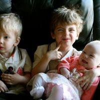 My Three Beauties