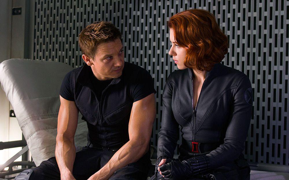 Avengers: Hawkeye & Black Widow
