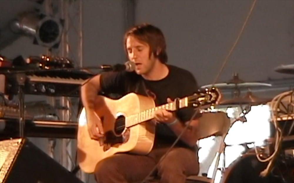 Denison Witmer, Cornerstone 2002