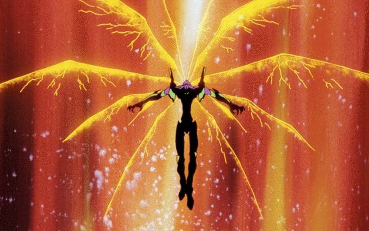 Neon Genesis Evangelion Wings of Light