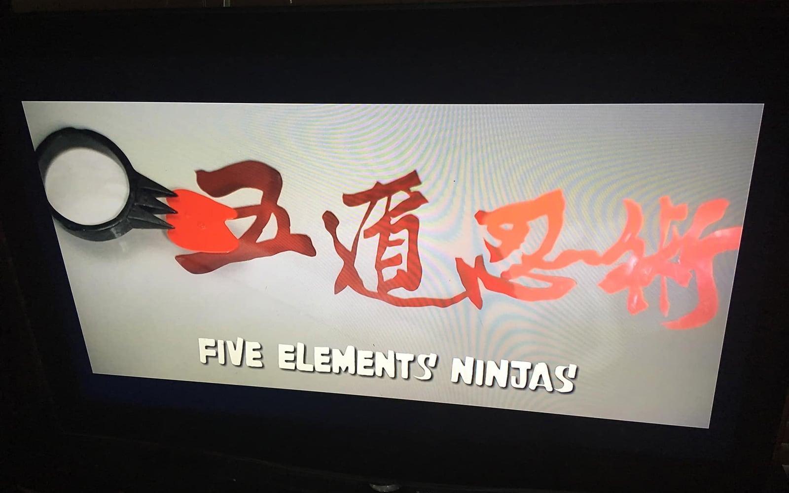 Five Element Ninjas Screencap
