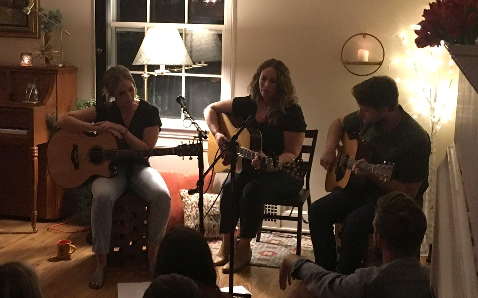 Jenny Hietbrink, Karen Choi, Nick Dahlquist