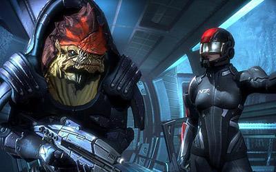 Mass Effect 1 - 2